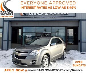 2012 Chevrolet Equinox LTZ AWD*EVERYONE APPROVED* APPLY NOW DRIV