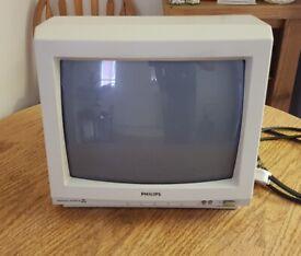 Philips CM8833 Classic 14 inch CRT monitor for Amiga Commodore Atari - Retro
