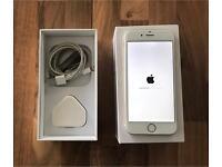 I Phone 6 Gold 16GB - Original box /charger / head phones