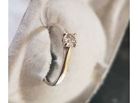 18 carat gold ring for Sale | Men's & Women's Jewellery