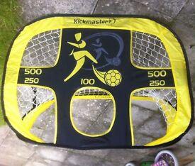 Kids portable goal