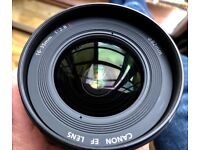 Canon EF 16-35mm F/2.8 II L USM Lens, Excellent Condition