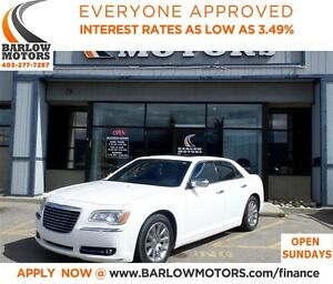 2012 Chrysler 300C Limited**AMVIC INSPECTION & CARPROOF PROVIDED