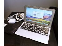 Mint condition- Apple Macbook Air 11'' mid-2012 for sale