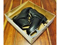 Ice Skates - Risport Laser Black - Size 43