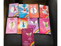 Rainbow Magic Girls Books x 9