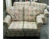 3 & 2 Very Clean Fabric Pattern Sofa