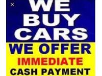 WANTED SCRAP CARS - MOT FAILURES - NON RUNNERS & ACCIDENT DAMAGED