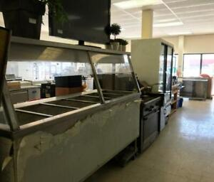 ONLINE RESTAURANT AUCTION NEW / USED APPLIANCES AND SMALL WARES.