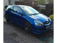 Honda civic 1.6 swaps or cash
