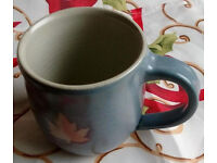 ross canada pottery cup