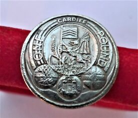 CAPITAL CITY - 2011 - CARDIFF - ONE POUND COIN