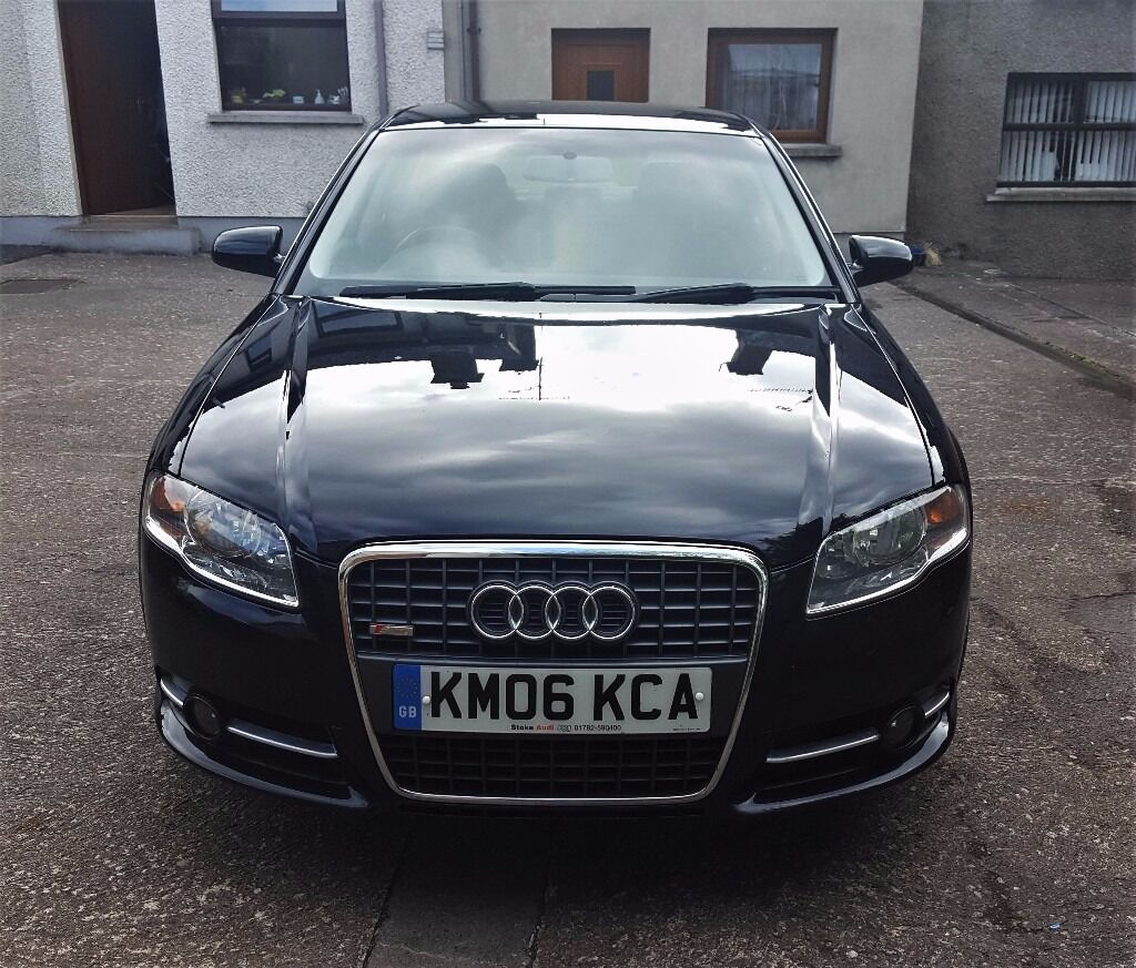 audi a4 b7 1 9 tdi sold in aughnacloy county. Black Bedroom Furniture Sets. Home Design Ideas