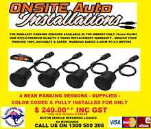 $249** REVERSE OR FRONT PARKING SENSORS-PAINTED & INSTALLED! Parramatta Parramatta Area Preview