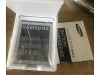 Samsung Galaxy camera battery charger kit