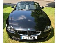 54000 MILES 2007 BMW Z4 SE 2.0 150 BHP 6 SPEED GEARBOX FULL SVCE HISTORY 6 MTHS WARRANTY