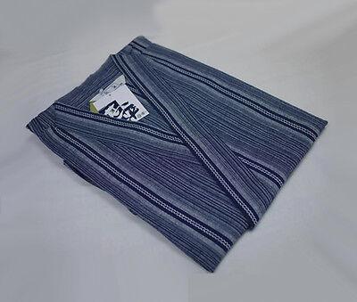 甚平 - Jinbei - Kleidung traditionelle japanisches LL - INDIGO 2 - import Japan