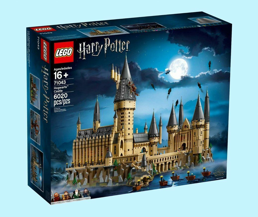 LEGO Harry Potter Schloss Hogwarts