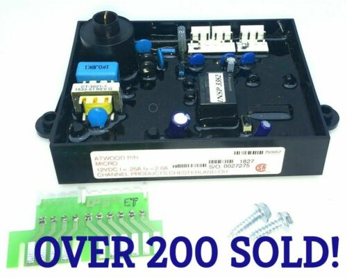 Atwood 91365 RV Water Heater  Control Circuit Board SAME DAY SHIPPING
