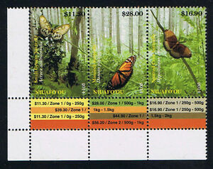 Niuafo-ou-Butterfly-Postage-Stamp-Definitive-Series-Part-3