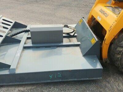 63 Mower King Mfg Brush Mowercutter For Skid Steer - New