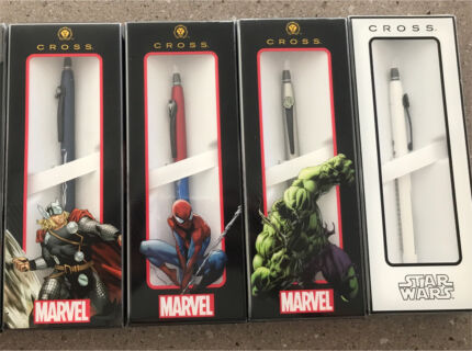 Star Wars and marvel collection