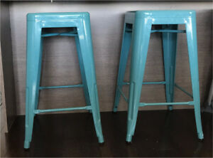 2x Metal stool 100$ for both