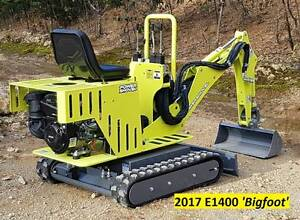 AUSTRALIAN MADE Mini Excavators from Carwoola Queanbeyan Area Preview