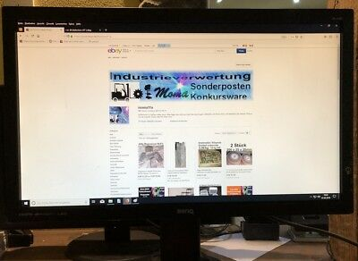 BENQ LCD PC Bildschirm 24