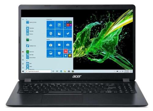 "Laptop Windows - Acer Aspire 15.6"" Intel Core i5 8GB RAM 256GB SSD Windows 10 Laptop Black"