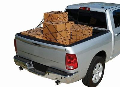 Cargo Net Bed Tie Down Hooks for Ford F-Series Pickup Full Size Short Bed 66x74""