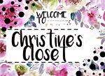 ChristinesClosetListings