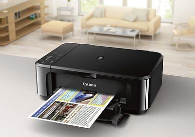 Canon MG3522 (3520) Wireless Office Inkjet All-in-One Printer/Copier/Scanner NEW