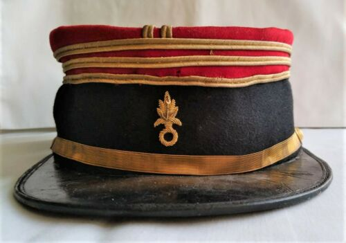 A very Scare WW1 French Foreign legion Officer Kepi for the rank of Captain
