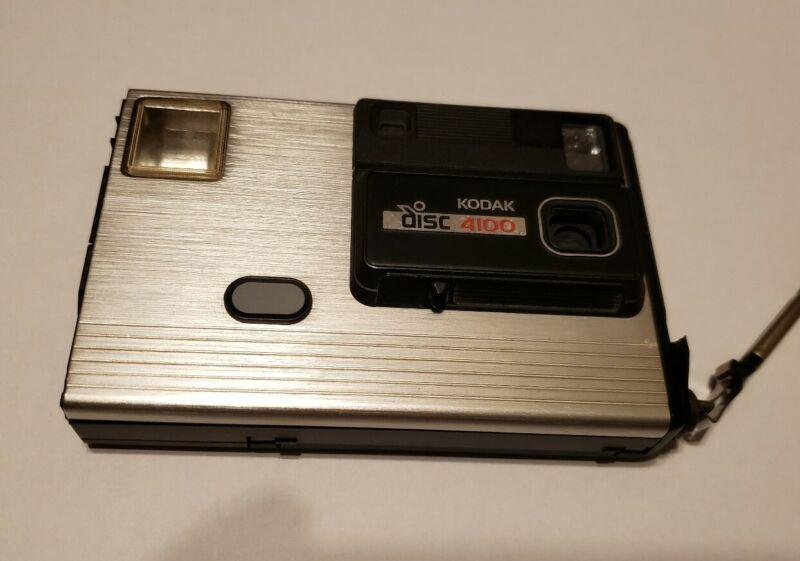 Kodak Disk 4100 Camera Parts Or Display 001