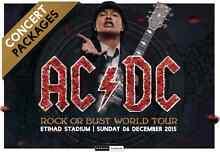 3 x AC/DC Corporate Box Tickets.. $615 each Melbourne CBD Melbourne City Preview