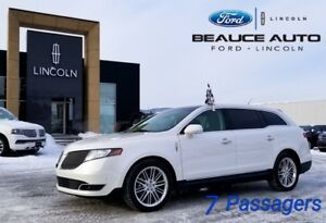 2013 Lincoln MKT Awd / 7 Passagers / Gps / Toit Pannoramique