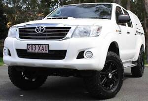 2013 Toyota Hilux Ute TURBO DIESEL REGO AND RWC Southport Gold Coast City Preview