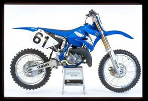 Blown up Yamaha yz 125 or 250