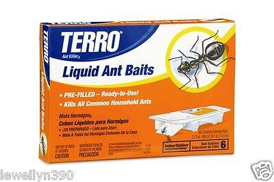 Terro 300 Liquid Ant Killer BAIT STATIONS Traps (Pack of