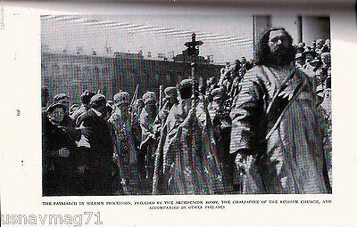 National Geographic  Nov 1918  Rebirth Of Religion In Russia  Coal
