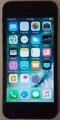 Apple Iphone 5 A1429 16Gb Sprint Touchscreen Mobile Smartphone   Lcd Yellowing