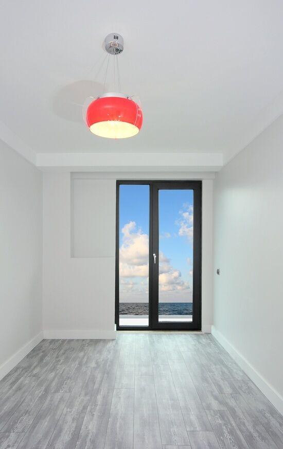 es muss nicht immer grau sein pvc bodenbel ge in frischen farben ebay. Black Bedroom Furniture Sets. Home Design Ideas