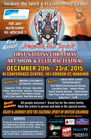 First Nations Art show and Cultural Festival Nanaimo