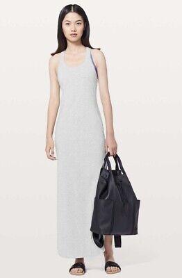 NWT Lululemon Restore & Revitalize Dress $88-Size 6