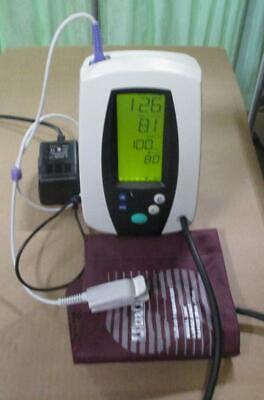 Welch Allyn 420 Vital Signs Blood Pressure Monitor Nibp Spo2