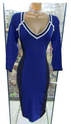 KAREN Millen Gorgeous Knit Dress Size (1) 8
