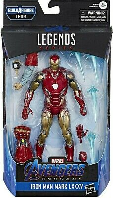 Marvel Legends Avengers Wave 5 Iron Man Mark LXXXV 6