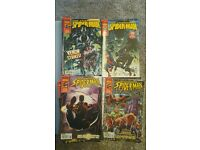 Astonishing Spiderman Comics. 1st and 2nd Series