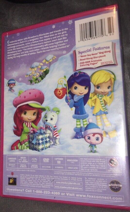 Strawberry Shortcake: The Glimmerberry Ball Movie (DVD ...